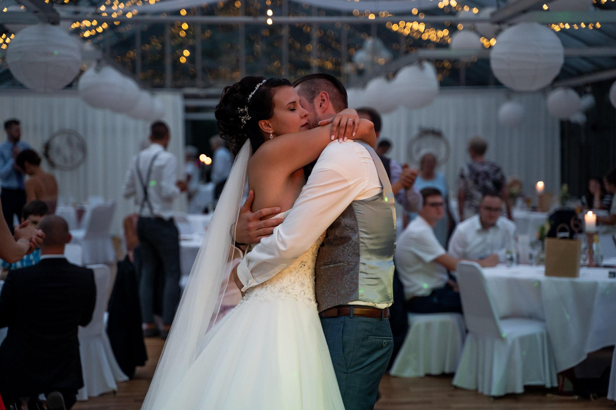 Hochzeitfotografie freie Trauung