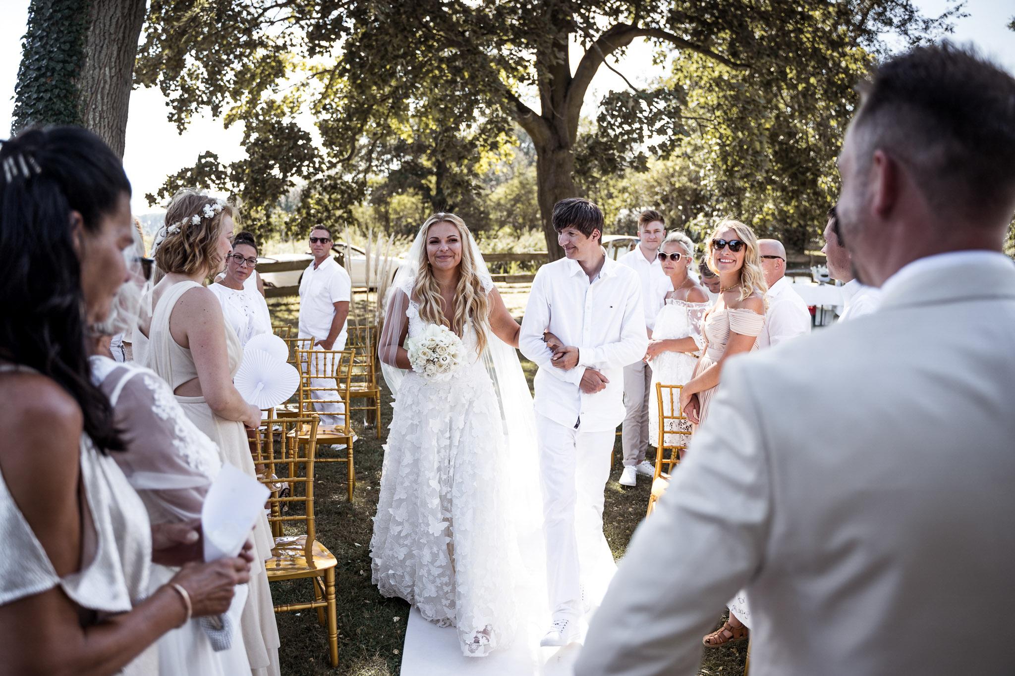 Hochzeitsfotograf Brandenburg trauung