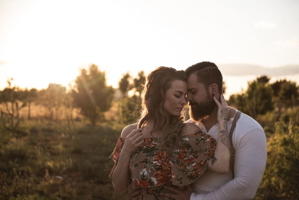 Vintage Hochzeitfotografie
