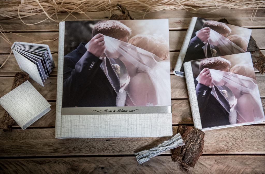 Fotobücher Hochzeit